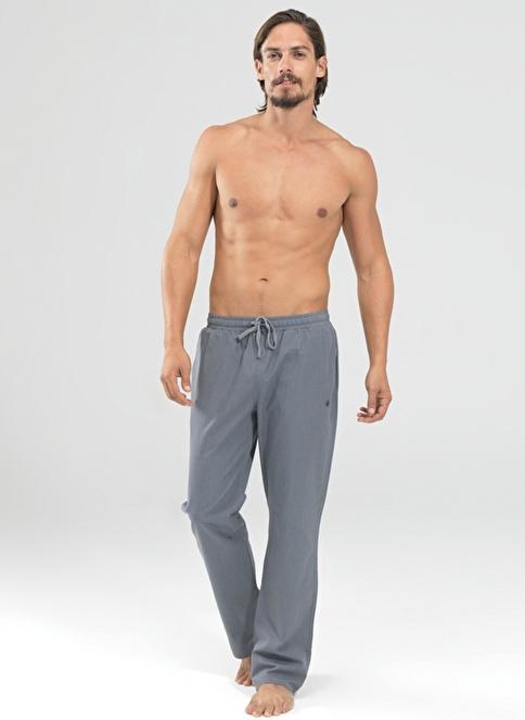 Blackspade Erkek Pijama - Alt Antrasit